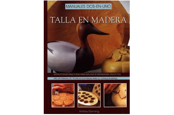 Spanish Books for woodcarving